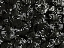 Sweet Spirals Background Royalty Free Stock Photos