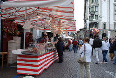Sweet Stall, Friuli Doc Stock Photo
