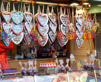 Sweet stall 2 Royalty Free Stock Photography
