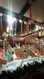 Sweet stall Stock Image