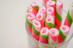 Sweet sticks dessert Royalty Free Stock Photo