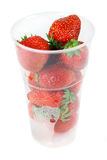 Sweet  strawberries Royalty Free Stock Photo