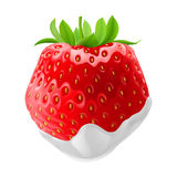 Sweet Strawberries Royalty Free Stock Photos