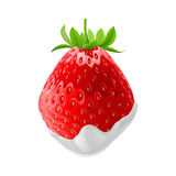Sweet Strawberries Royalty Free Stock Photography