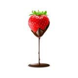 Sweet Strawberries Royalty Free Stock Image