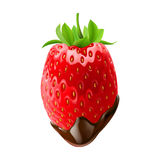 Sweet Strawberries Stock Photos