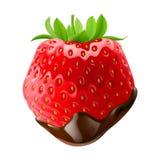 Sweet Strawberries Stock Image