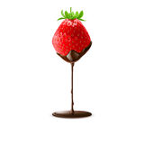 Sweet Strawberries Royalty Free Stock Images
