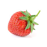 Sweet Strawberry. Strawberry isolated on white background Royalty Free Stock Images
