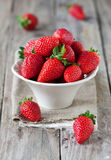 Sweet strawberry Royalty Free Stock Photo