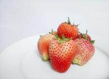 Sweet Strawberry. Fruit Royalty Free Stock Photo
