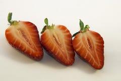 Sweet strawberry Stock Photo