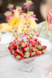 Sweet strawberry Stock Photography