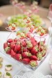Sweet strawberry Stock Image