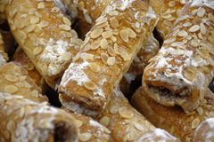 Sweet street food picture Royalty Free Stock Photos