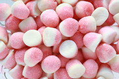 Sweet sugar candies Royalty Free Stock Image