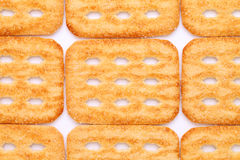 Sweet sugar cookies Royalty Free Stock Images