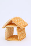Sweet sugar cookies house Royalty Free Stock Photos