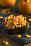 Sweet and Sugary Candy Corn Treats Royalty Free Stock Images