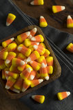 Sweet and Sugary Candy Corn Treats Stock Image