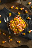Sweet and Sugary Candy Corn Treats Royalty Free Stock Photos