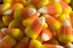 Sweet and Sugary Candy Corn Treats Royalty Free Stock Photo