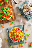 Sweet Sugary Easter Candy Stock Image