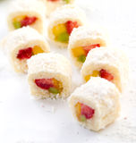 Sweet sushi Royalty Free Stock Photo