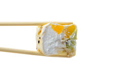 Sweet sushi roll Royalty Free Stock Image