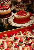 Sweet Table Royalty Free Stock Photography
