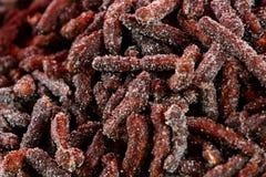 Sweet tamarind Stock Photos