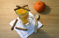 Sweet tangerine jelly Royalty Free Stock Photography