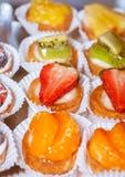Sweet tarts Royalty Free Stock Photos