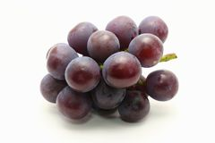 Big grape. It is a sweet and tasty big grape Royalty Free Stock Photo
