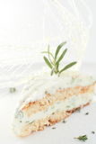 Sweet and tasty cake Royalty Free Stock Photography