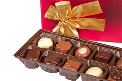 Sweet tasty chocolate Royalty Free Stock Photo