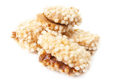 Sweet tasty cookies. On a white background Stock Photography