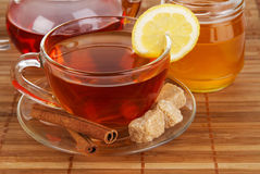 Sweet tea Stock Photo