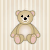 Sweet teddy Royalty Free Stock Images