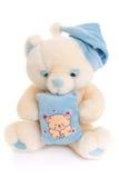 Sweet teddy bear Stock Image