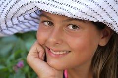 Sweet teenager Royalty Free Stock Photo