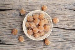 Sweet thai snack Stock Image