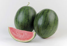 Sweet Thai watermelon Thailand tropical fruit Royalty Free Stock Images