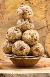 Sweet Til Laddu Royalty Free Stock Images