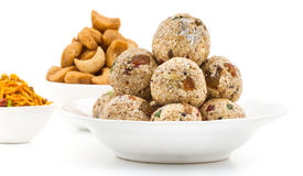Sweet Til Laddu Stock Photography