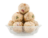 Sweet Til Laddu Stock Photos
