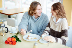 Sweet time Royalty Free Stock Images
