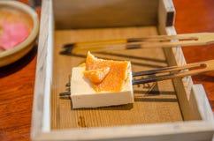Sweet tofu Royalty Free Stock Photo
