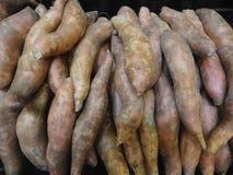 Sweet potatoes Royalty Free Stock Photos