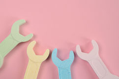Sweet tools Stock Photography